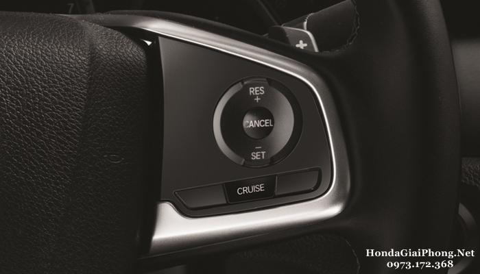 C19 noi that xe honda crv 7 cho 1 5 turbo viet nam kiem soat hanh trinh cruise control