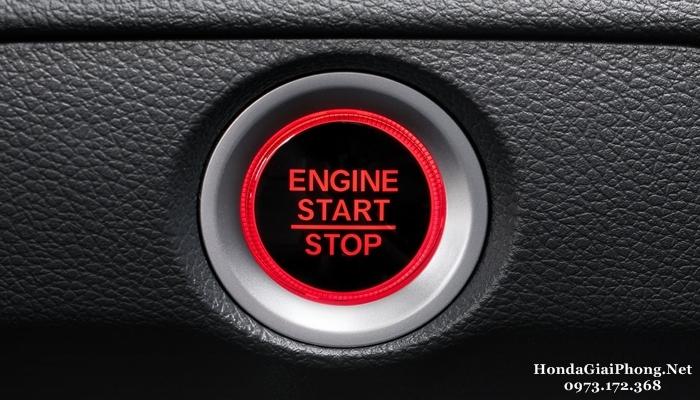D06 dong co va van hanh xe honda crv 7 cho 1 5 turbo viet nam khoi dong start stop