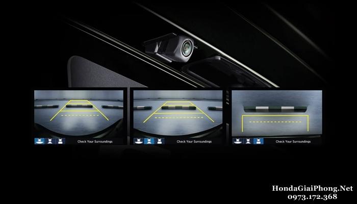 E09 dong co va van hanh xe honda crv 7 cho 1 5 turbo viet nam camera lui