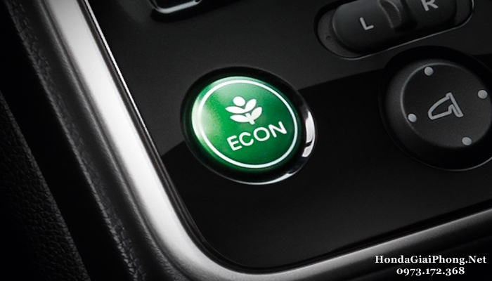 C18 noi that xe honda city 2018 econ mode