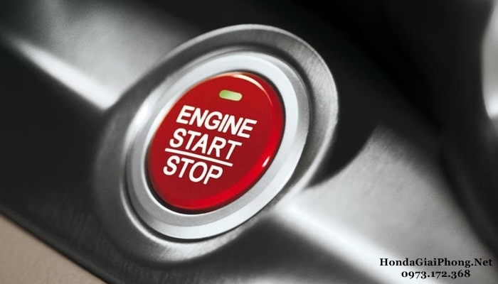 C20 noi that xe honda city 2018 engine start stop khoi dong bang nut bam