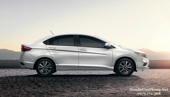 XB3 than xe honda city 2018