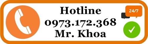 Anh Khoa Hotline