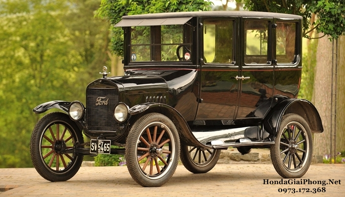 09 Ford Model T
