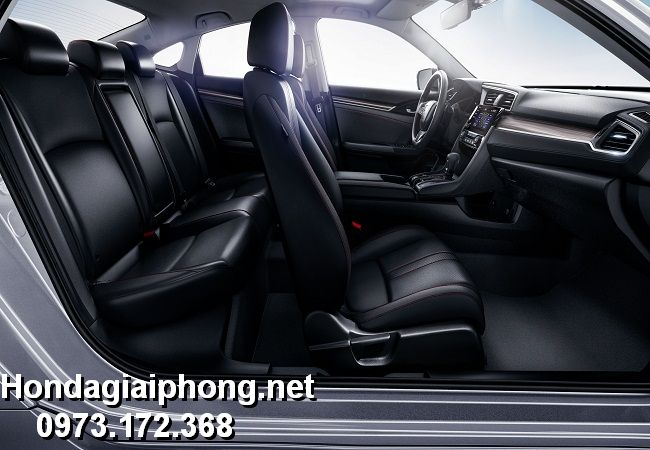 Cabin honda civic rs 2019