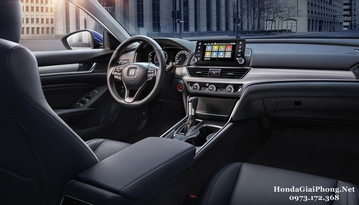 C10 noi that xe honda accord 2019 viet nam
