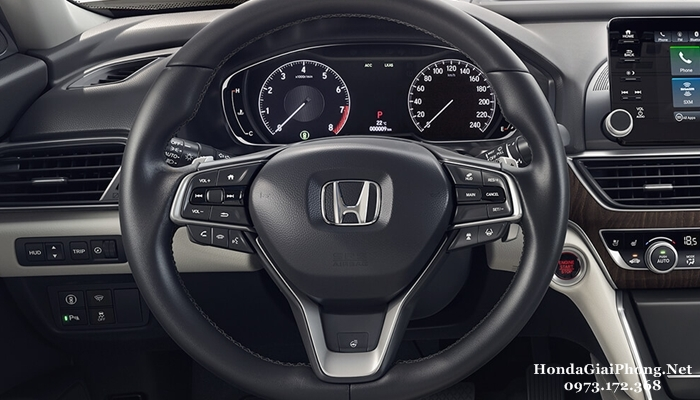C13 noi that xe honda accord 2019 viet nam
