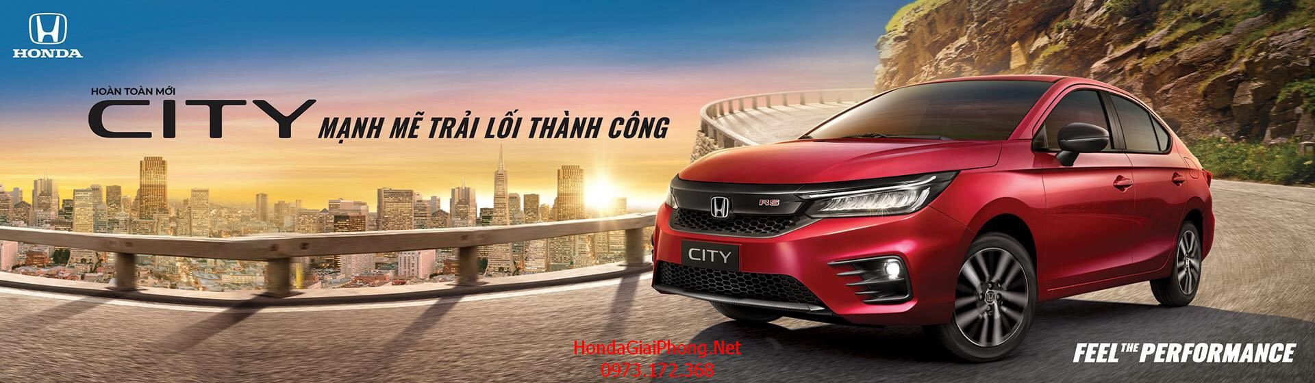 01 banner top xe honda city rs 2021 viet nam
