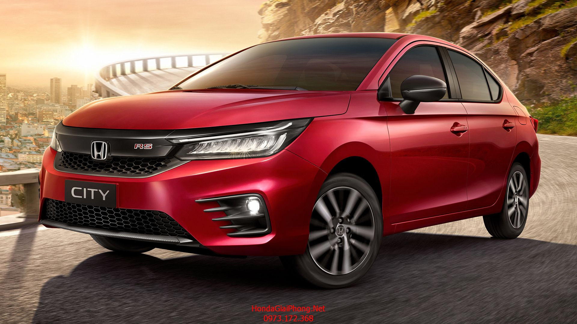 02 banner bottom xe honda city rs 2021 viet nam