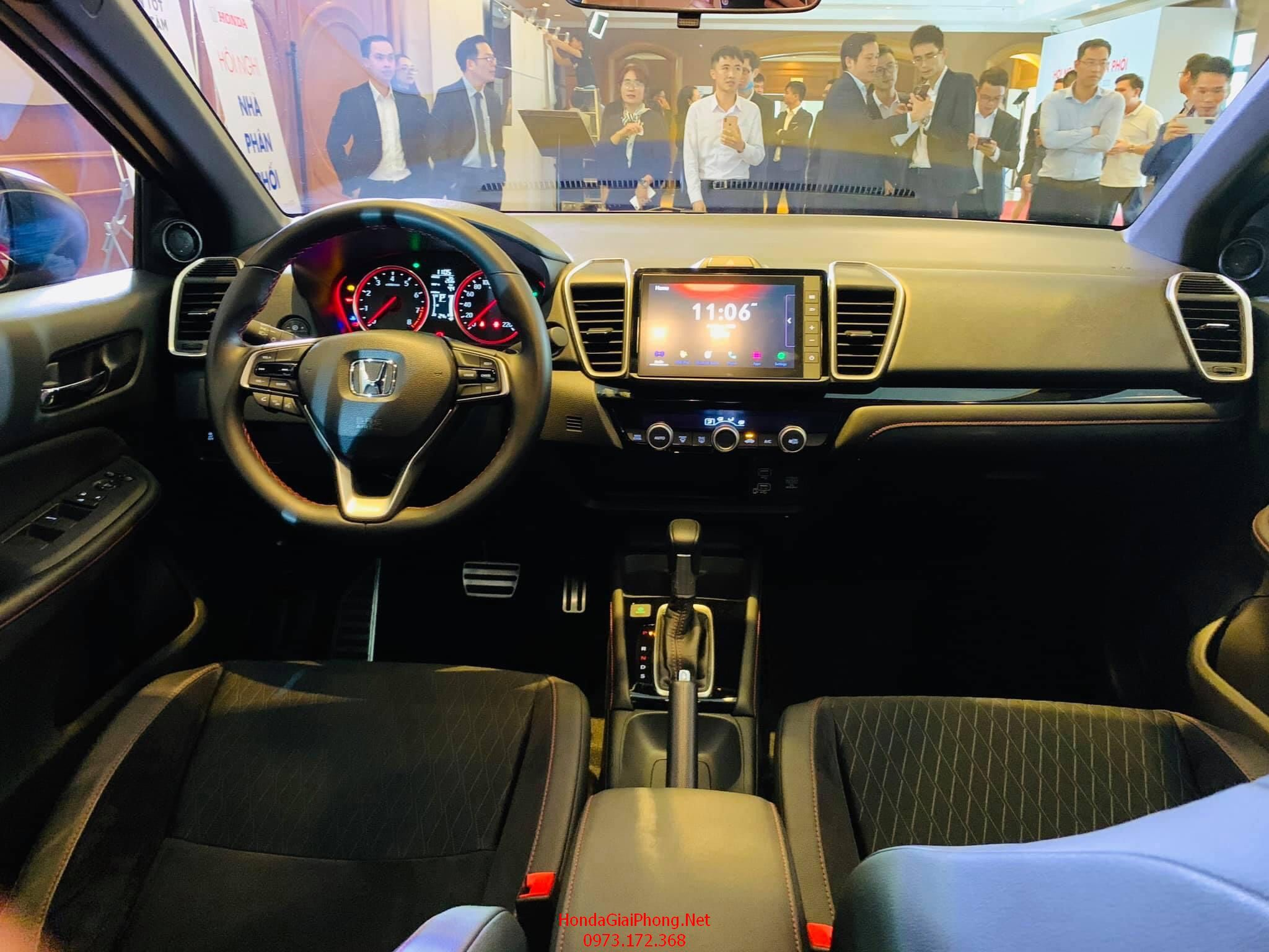 C07 noi that xe honda city 2021 rs viet nam