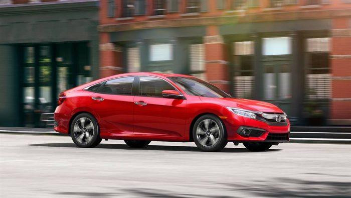 danh gia xe Honda Civic 2017