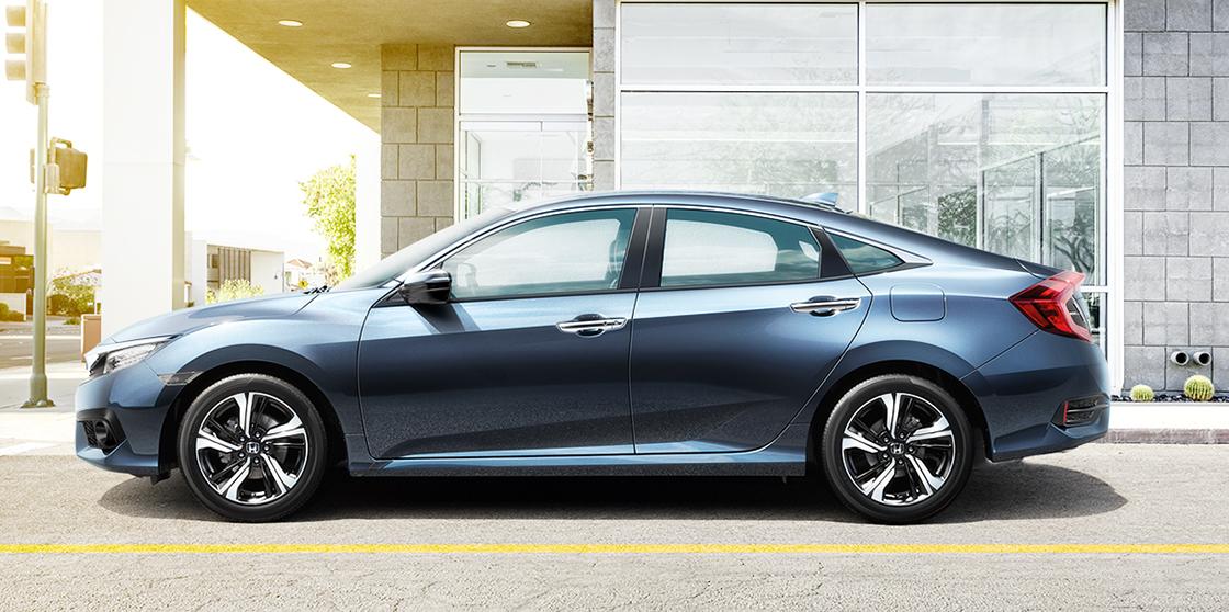 Tổng quan Honda Civic 2017 - nhập khẩu Thái Lan