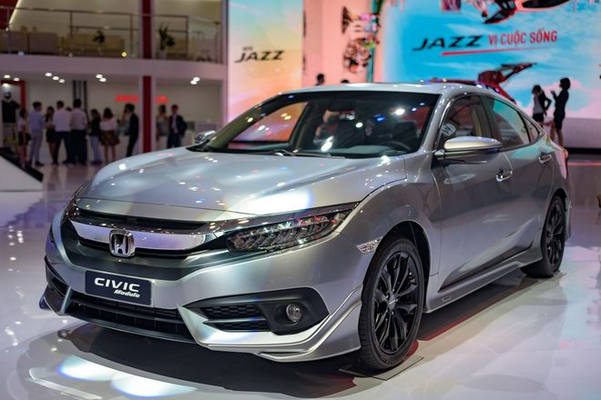 honda civic 2018 1