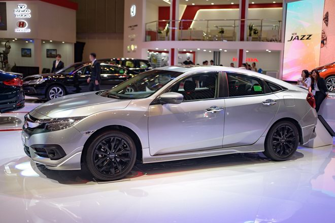honda civic 2018 2