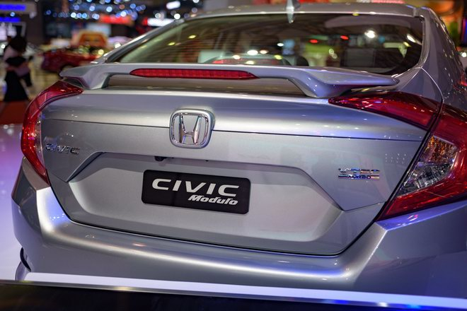 honda civic 2018 4