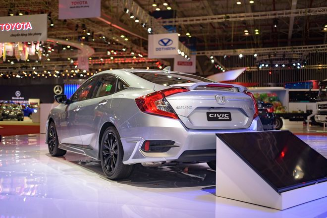 honda civic 2018 5