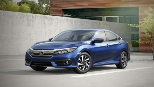Honda Civic 1.8E 2019