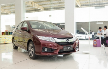 Honda city 2017 - 1.5 MT