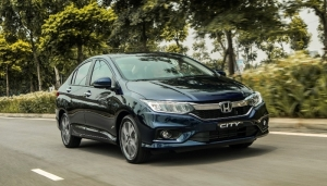 Honda City 1.5 TOP CVT 2019